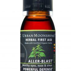 Urban Moonshine 2oz_AllerBlast_MedicineCap from Gimme the Good Stuff
