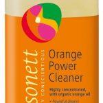 Sonett Orange Power Cleaner from Gimme the Good Stuff