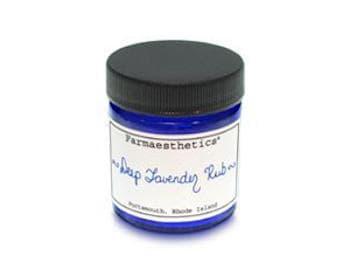 Farmaesthetics Deep Lavender Rub