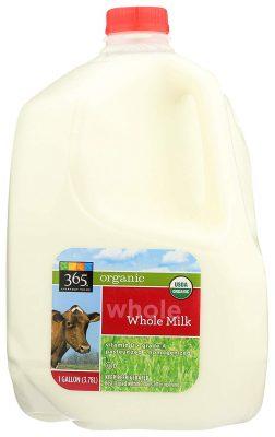 365 Organic Milk