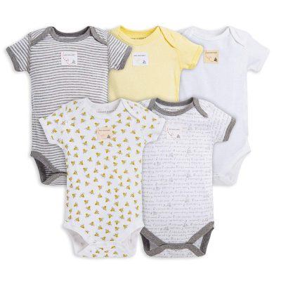 Burt's Bees Baby Bodysuits