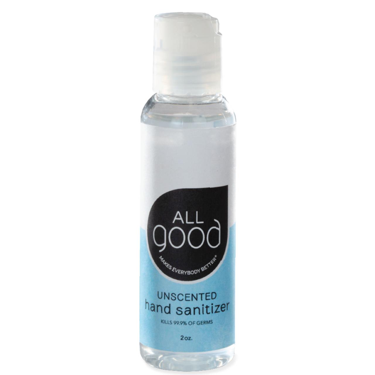 All Good Hand Sanitizer Gel Gimme the good stuff