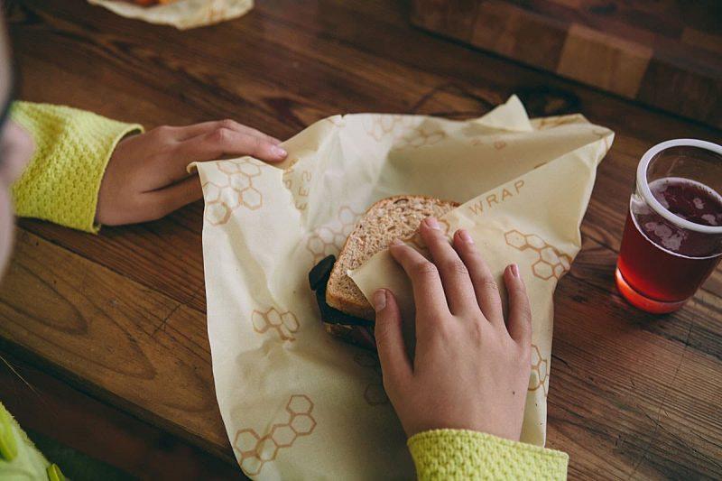 Bees Wrap Sandwich3