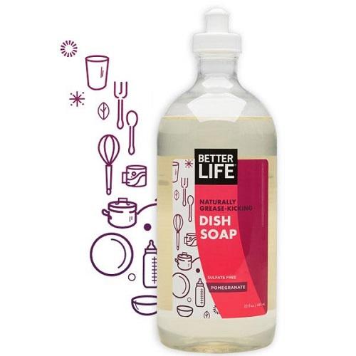 Better Life Dish Soap – Pomegranate