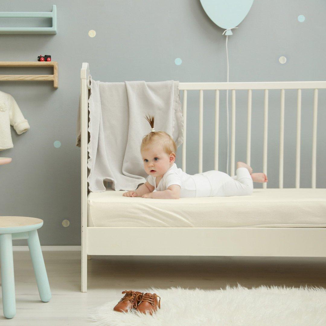 Blaynk Baby Crib Sheet gimme the good stuff