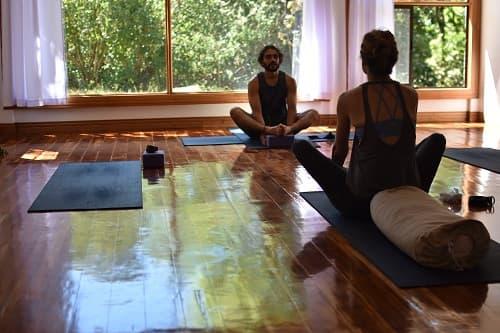 Costa Rica belmar cloud forrest yoga