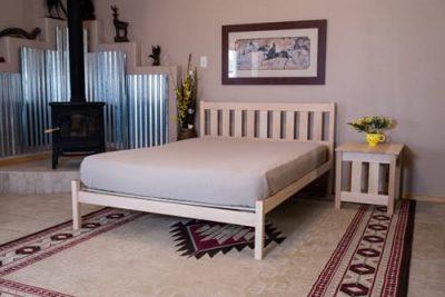 Craftsman Maple Bed Frame