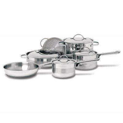 Cuisinox Gourmet 10 Piece Cookware Set from gimme the good stuff