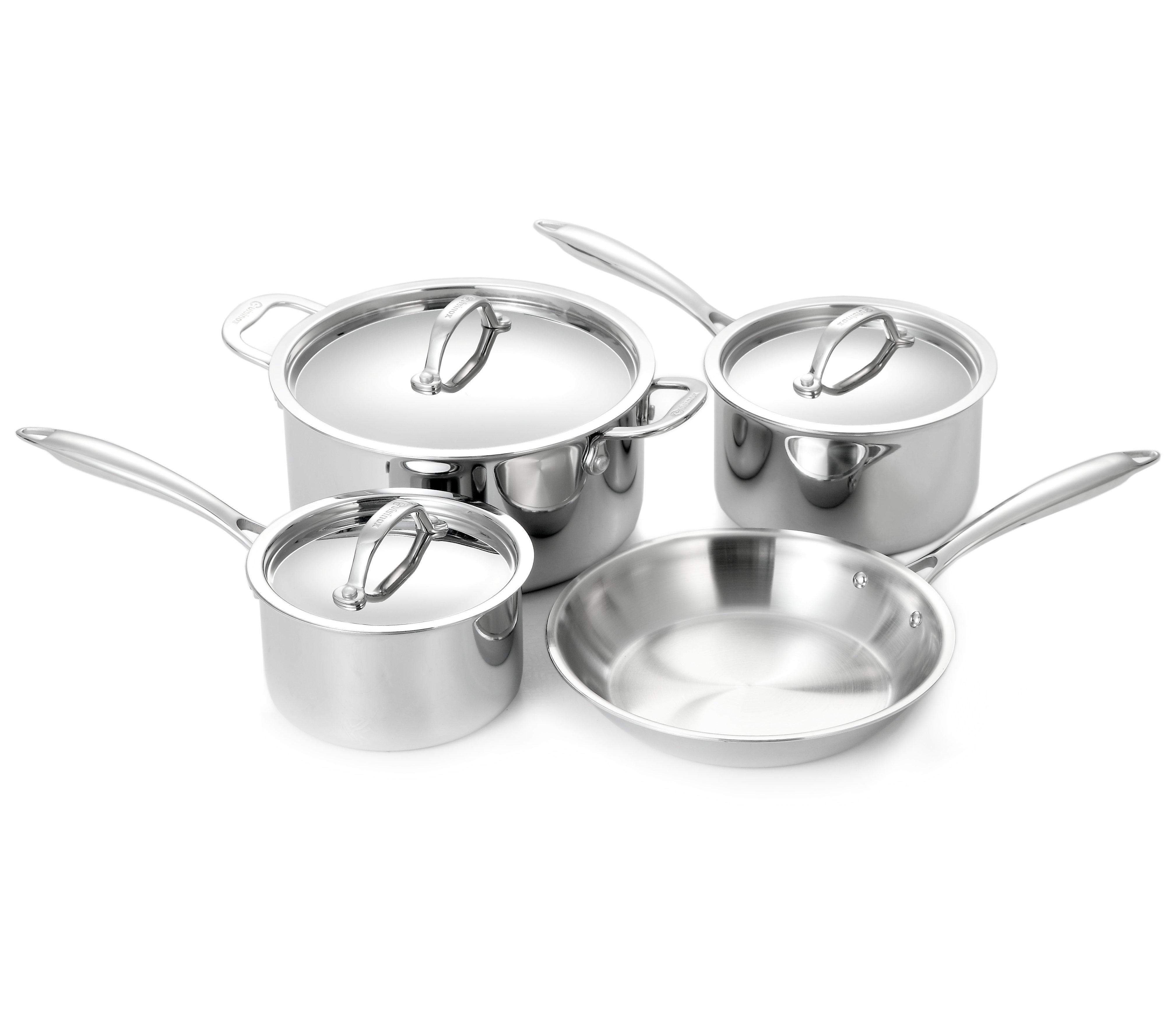 Cuisinox Super Elite 7 Piece Cookware Set gimme the good stuff