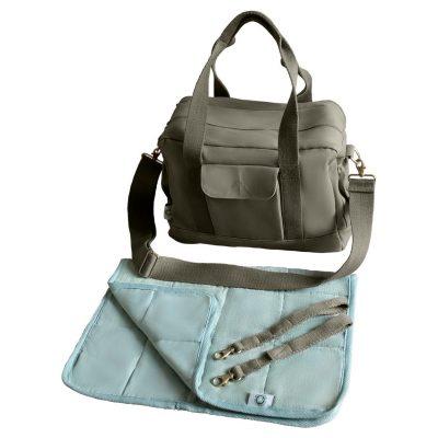 Dera Design Organic Canvas Diaper Bag from Gimme the Good Stuff