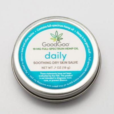 Good Goo Full Spectrum Daily Hemp Salve from Gimme the Good Stuff