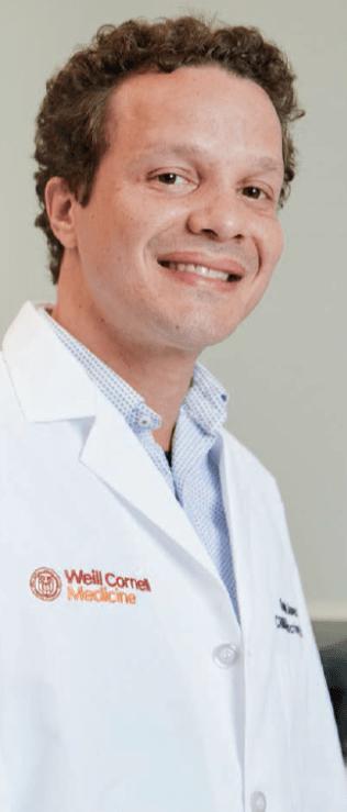 Daylon James Weill Cornell Medical College Gimme the Good Stuff