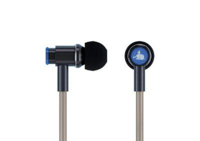 DefenderShield EMF Radiation Free Air Tube Headphones from gimme the good stuff