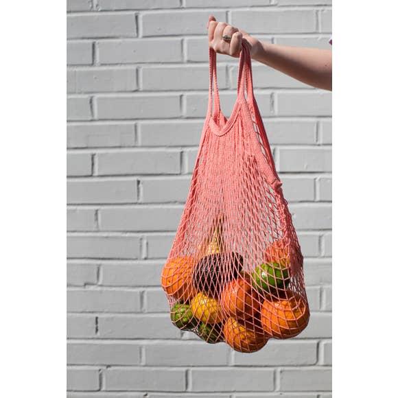 Dot & Army Reusable Net Produce Bags – Set of 3 gimme the good stuff