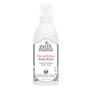 Earth Mama Organics Morning Wellness Body Wash from gimme the good stuff