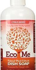 Eco-Me Dish Soap Citrus Berry