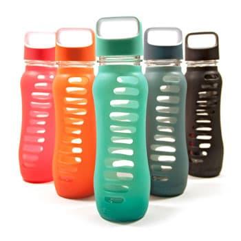 Eco Vessel Surf Glass Water Bottles