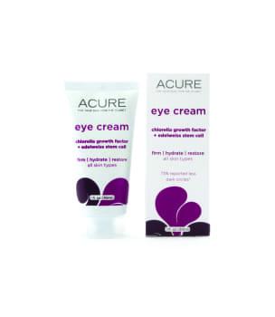 Acure Organics Chlorella Growth Factor Eye Cream from Gimme the Good Stuff