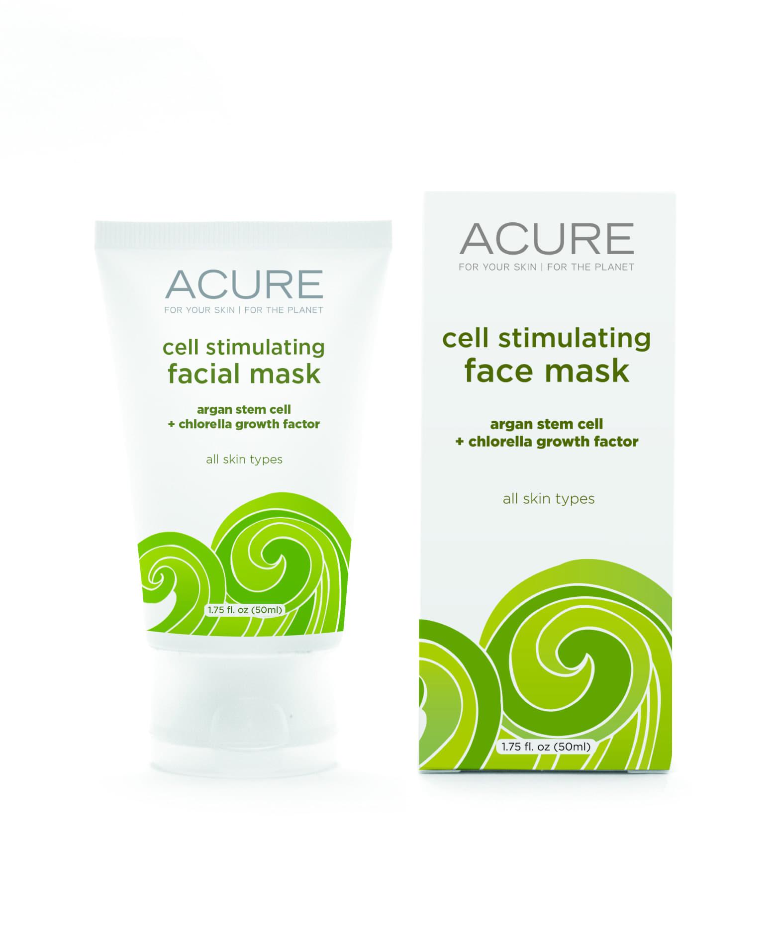 Acure Organics Stimulating Mask