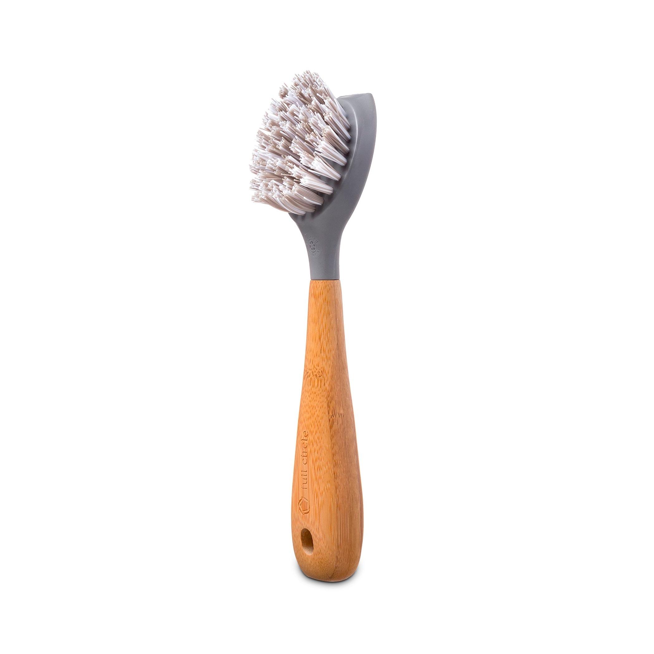 Full Circle Tenacious C Cast Iron Brush from Gimme the Good Stuff