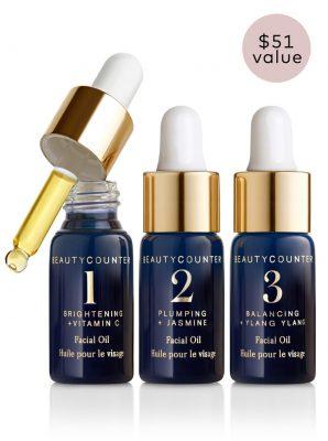 Glo & Go Mini Oils Beautycounter Gimme the Good Stuff