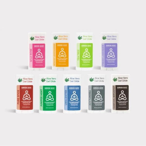 Green Goo Gel Deodorant from gimme the good stuff