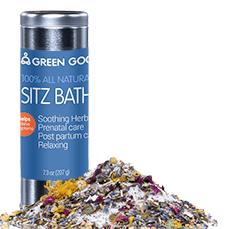 Green Goo Herbal Sitz Bath from Gimme the Good Stuff