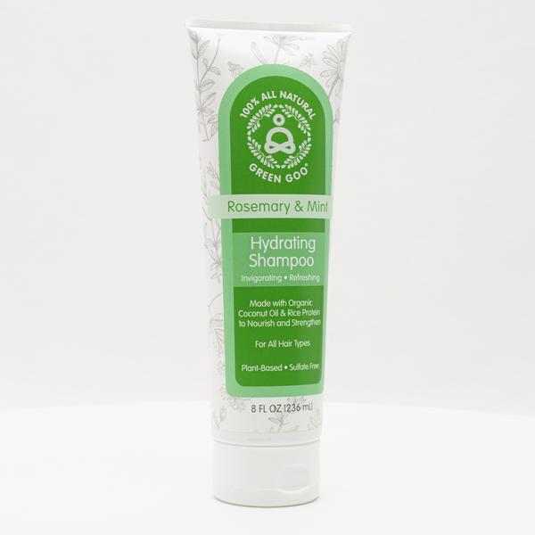 Green Goo Rosemary & Mint Shampoo gimme the good stuff