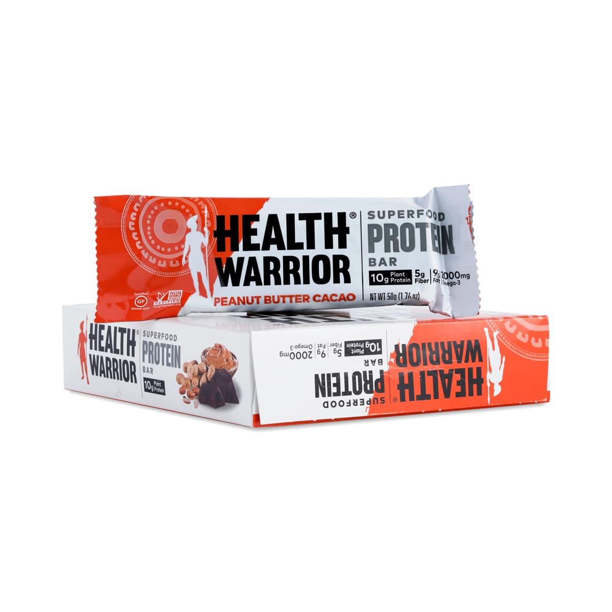 Warrior health products