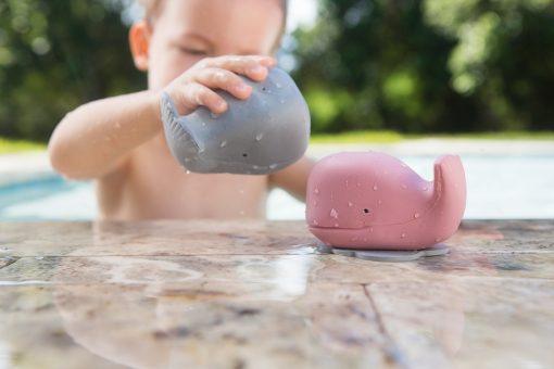 Hevea Whale Bathtub Toy gimme the good stuff