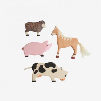 Holztiger-Farm-Animals- Gimme the Good Stuff