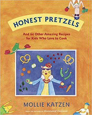 Honest Pretzels Cookbook Gimme the Good Stuff