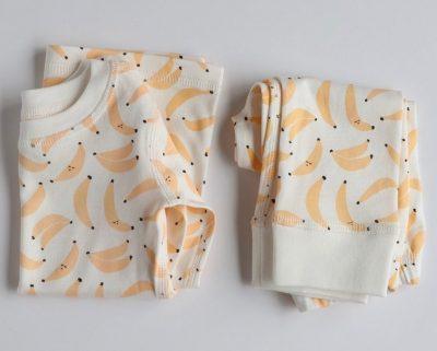 Dodo banana organic pajamas gimme the good stuff