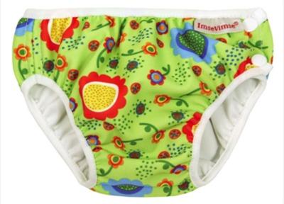 ImseVimse Leak Proof Swim Diaper from gimme the good stuff