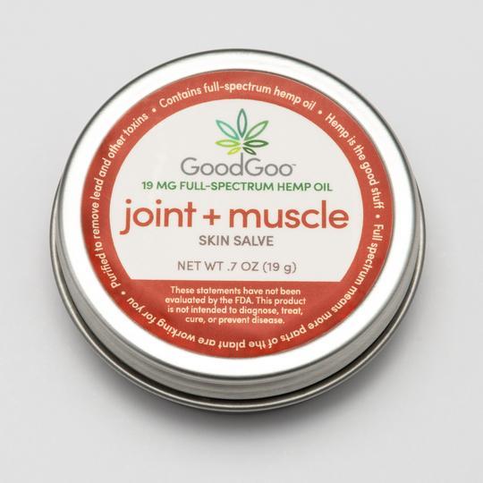 Good Goo Full Spectrum Joint & Muscle Hemp Salve from Gimme the Good Stuff