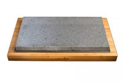 Lava Rock Cooking Platter