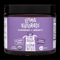 Llama Naturals Kids Elderberry from Gimme the Good Stuff