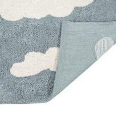 Lorena Canals Clouds Vintage Blue