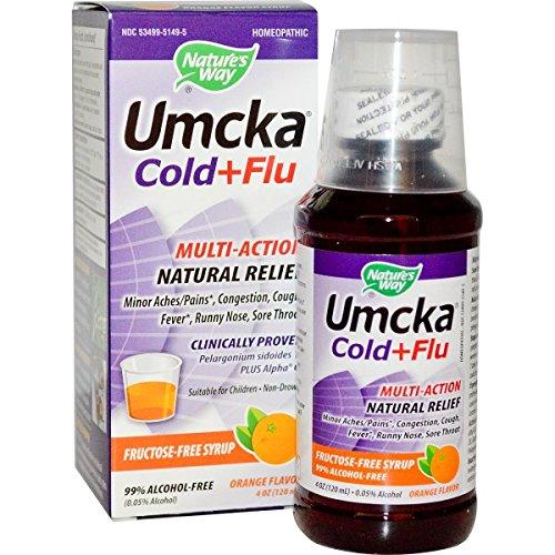 Natures Way Umcka Cold Flu