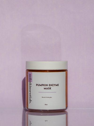 Nolaskinsentials Pumpkin Enzyme Mask from Gimme the Good Stuff