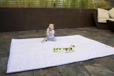 Organic Cotton playmat