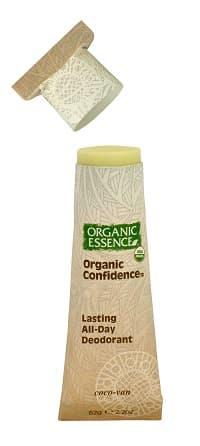 Organic Essence Organic Confidence Deodorant Coco Van