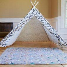 Pillobebe Organic Cotton Playmat Safari Dream