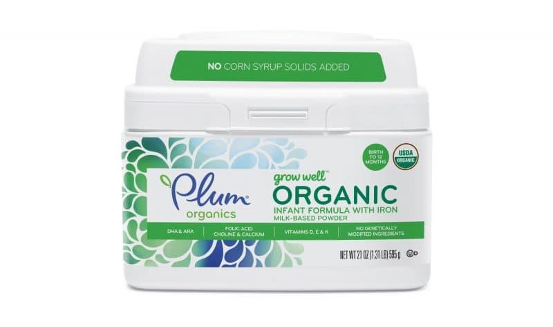 Organic Baby Formula Guide | Gimme the Good Stuff