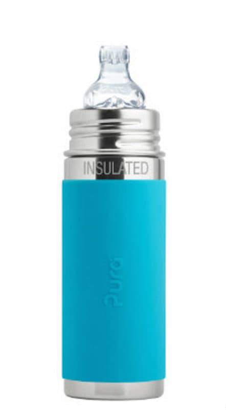 Pura-9oz-Insulated-Sippy Cup-Aqua_web