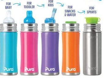 Pura bottle evolves | Gimme the Good Stuff