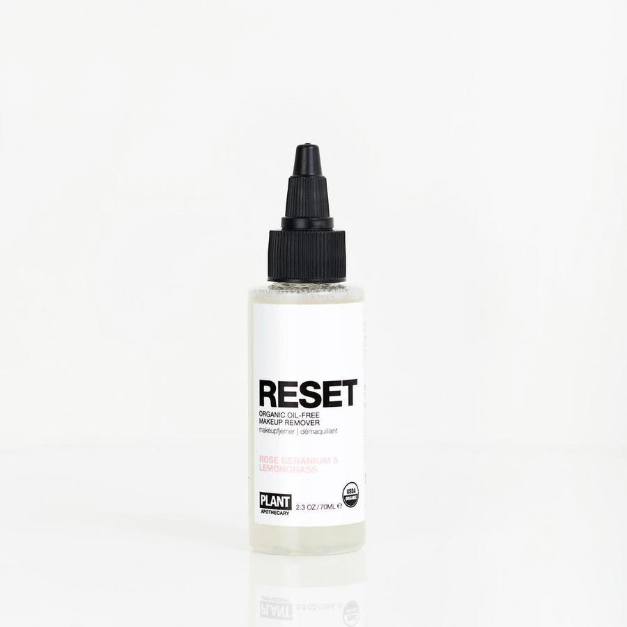 RESET Organic Makeup Remover gimme the good stuff