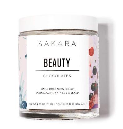 Sakara beauty chocolates gimme the good stuff