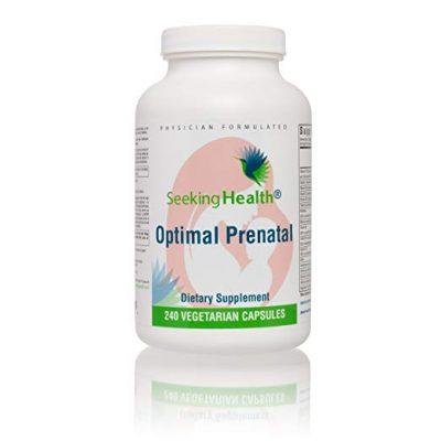 Organic Prenatal Vitamin | Best Prenatal Vitamin | Prenatal