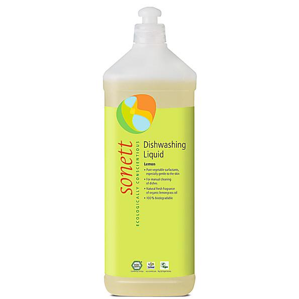 Sonett Dishwashing Liquid from Gimme the Good Stuff